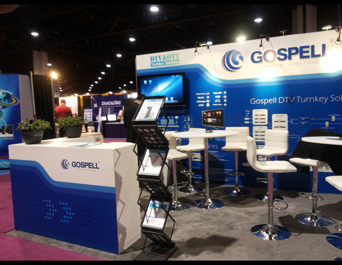 Gospell ในปี 2013 Cable Tec Show
